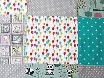 Textil - AKCIA - Detská deka - 8860059_