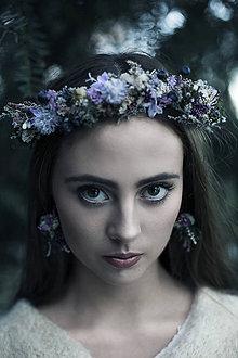 Náušnice - Zimy čas - naušky - 8859704_