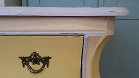 Nábytok - Bacuľatá komoda - predaná - 8856355_
