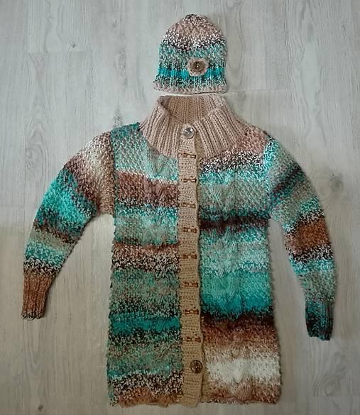 63b426bfffbb Dlhy damsky sveter   terai - SAShE.sk - Handmade Svetre Pulóvre