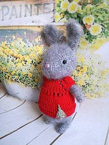 Hračky - zajko kamarat - 8865736_