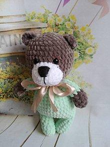 Hračky - medvedik - 8865876_