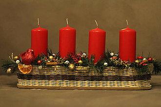 Dekorácie - Advent sa blíži - 8866396_
