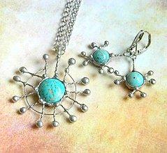 Sady šperkov - Sluníčka - 8862818_