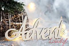 Dekorácie - Advent - 8866769_
