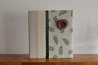 Papiernictvo - Fotoalbum natural XXL - 8864414_