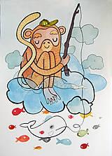 - Monkey - 8863987_