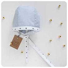 Detské čiapky - Čepiec_Geometria ► ✚ ■ - 8864850_