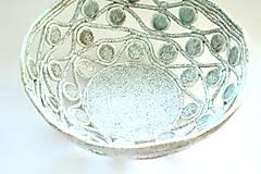 Nádoby - Jemná keramická misa - 8863398_