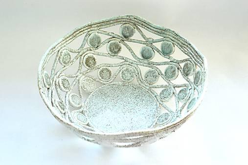Jemná keramická misa