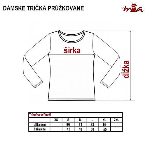 fd04123e502 Dámske námornícke tričko s vlastným nápisom (dlhorukávové ...
