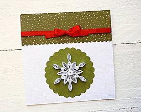 Papiernictvo - vianočná pohľadnica - 8864507_