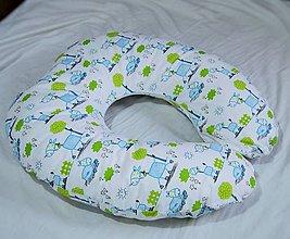 Textil - Vankúš na dojčenie - 8869421_