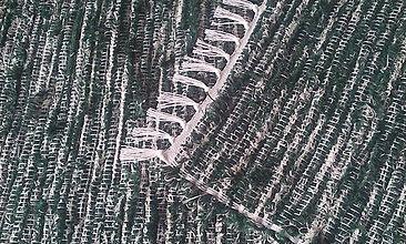 Úžitkový textil - Koberček vianočný - 8868717_