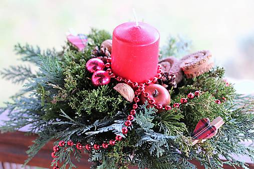 Vianočný aranžmán