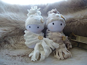 Dekorácie - snehuliak - 8868410_