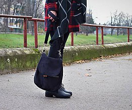 Batohy - 2 v 1 ruksak čierny - 8870287_