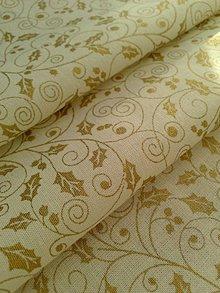 Úžitkový textil - *VIANOCE* štóla.. - 8869999_