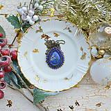 Náhrdelníky - Jaspisový n.3 - šitý náhrdelník - 8869202_