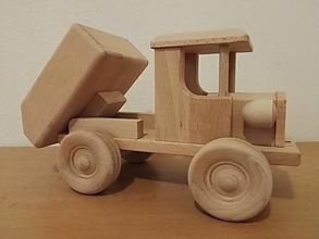 Hračky - Auto s vyklápačkou - 8869612_