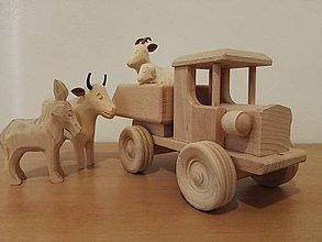 Hračky - Auto s vyklápačkou - 8869615_