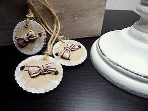 Dekorácie - vianočné ozdoby 27 - 8871324_