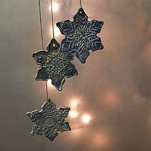 Iné doplnky - vianočné snehovky - 8879018_