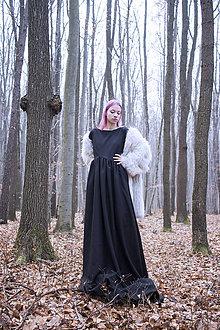Šaty - Šaty asymetric - 8875213_