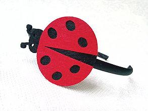 Ozdoby do vlasov - Coccinelle headband - 8876026_