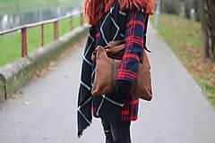 Veľké tašky - Veľká taška/hnedá - 8875572_