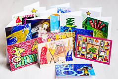 Papier - Andreas: Pohľadnice Vianoce - 8876709_