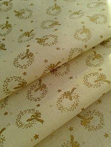 Úžitkový textil - *VIANOCE* štóla.. - 8876345_