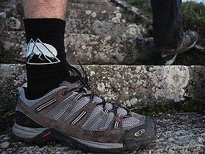 Obuv - Hory v nás - ponožky - 8873928_