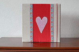 Papiernictvo - Tradičný fotoalbum - 8875071_