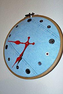 """Hodiny - hodiny """"rifľové"""" - 8877696_"""