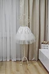 Sukne - Spodnička pod šaty, sukňu - 8873857_