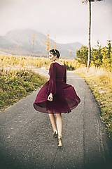 - Plisované šaty Slavianka - 8875958_