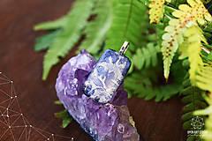 Sady šperkov - Frosty sada sklenených šperkov - 8879490_