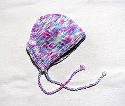 Detské čiapky - Detská čiapka - Strakatá - 8883932_