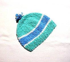Detské čiapky - Detská čiapka - Pastelová - 8883950_