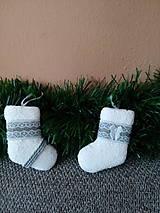 Dekorácie - Vianočné dekorácie - 8880959_