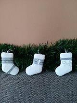 Dekorácie - Vianočné dekorácie - 8880962_