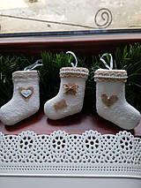 Dekorácie - Vianočné dekorácie - 8881953_