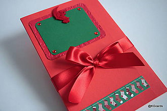 Papiernictvo - Vianočné obaly na fotky 15x23cm (vzor 4) - 8884062_