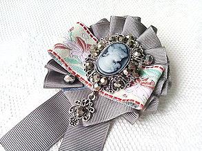 Odznaky/Brošne - Marie Thérèse (brooch) - 8884045_