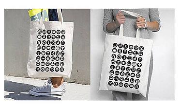 Iné tašky - Ikonková cestovateľská taška - 8883021_