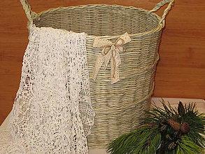 Košíky - Kôš - Na vianočný stromček - 8881559_