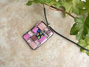 Náhrdelníky - Pink impression - 8880289_