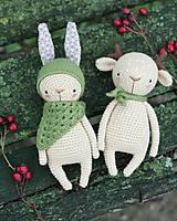 Dekorácie - Zvieratka ako Vianočné ozdoby - 8880324_