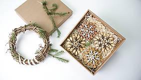 - Vianočné ozdoby sada - 8883262_